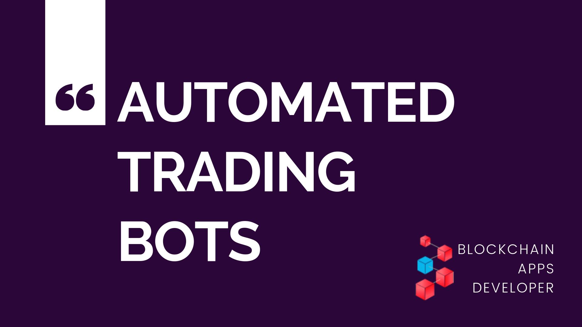 I will deliver Profitable crypto Trading bot for Binance,  Bitfinex,  Bitmex
