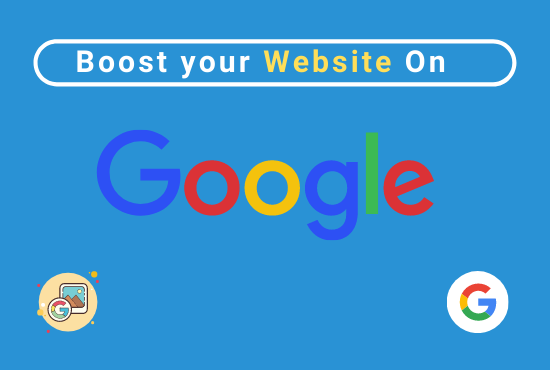 Boost your website on google first page ranking