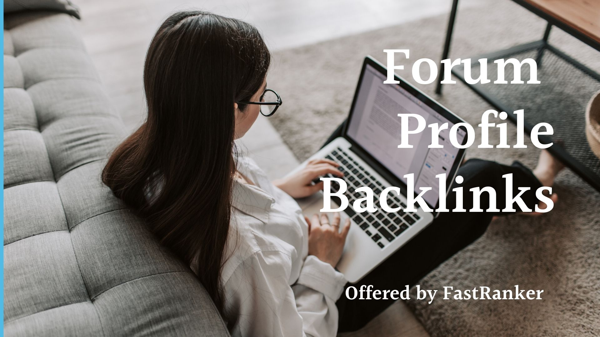 Create 100 Forum Profile backlinks for SERP and SEO Fast Ranking