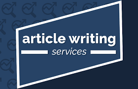 I'm a proficient writer. In need of article writer I'm at your reach,  just click on order now
