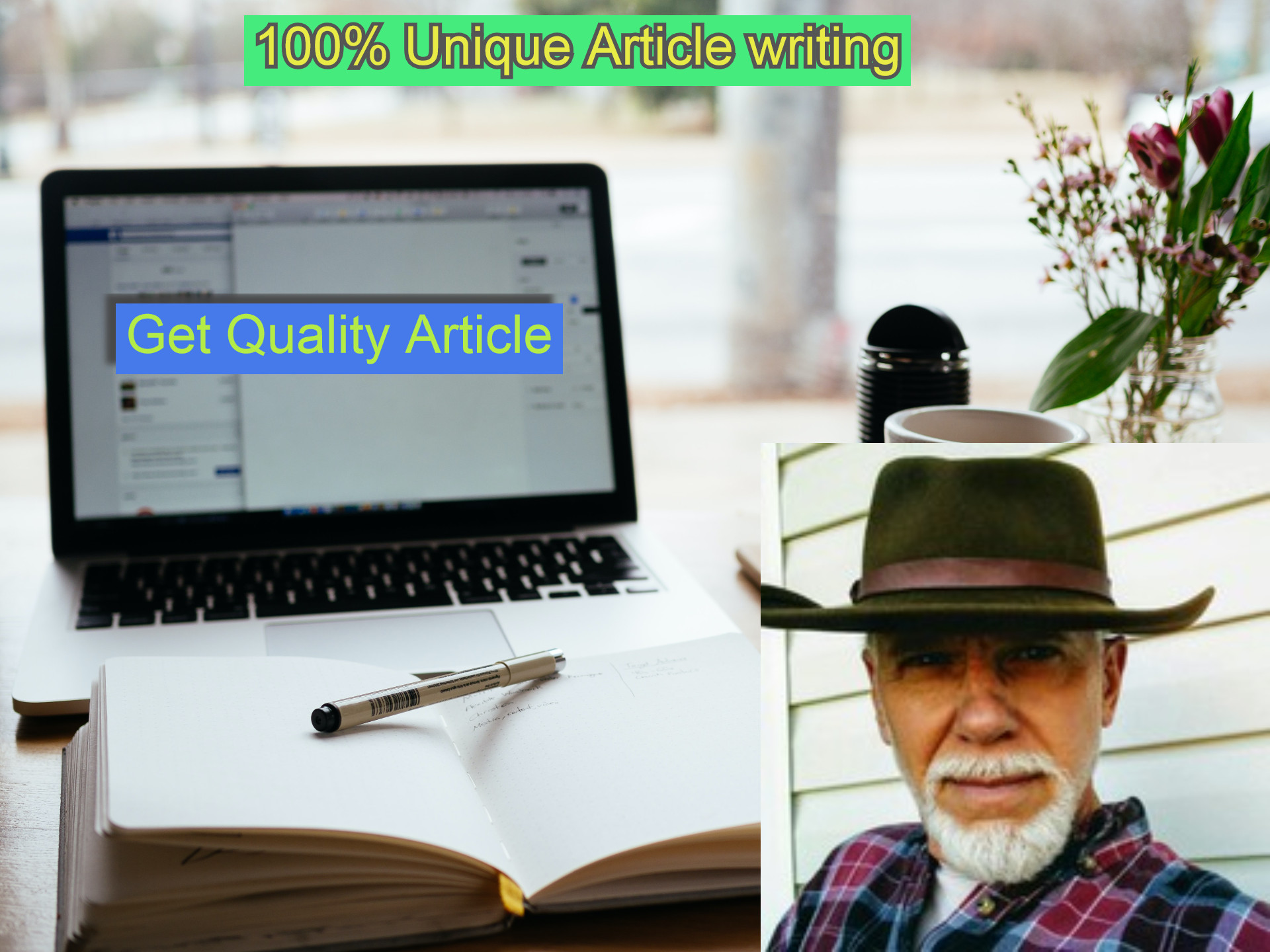 I will write unique 1000 words article for you