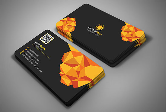 I will unique business card design