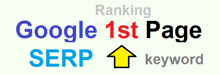 Guaranteed First Page Google Ranking on Search Results based on your Keyword,  Reach Google Page 1
