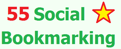 55 Social bookmarking backlinks for your domain