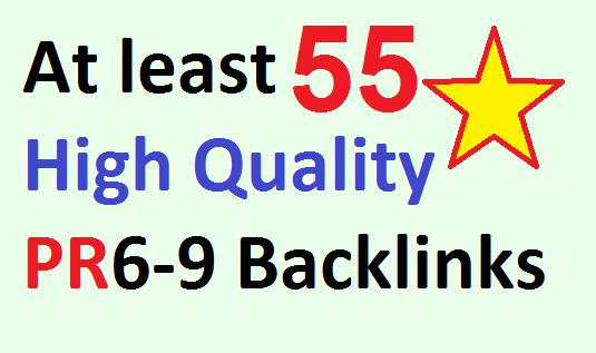 Over 55 High Quality High PR Web 2.0 Blog Backlinks for Organic traffic