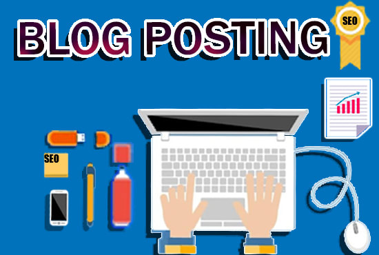 Ready to 50+high Quality Blog posting+high authority back-links
