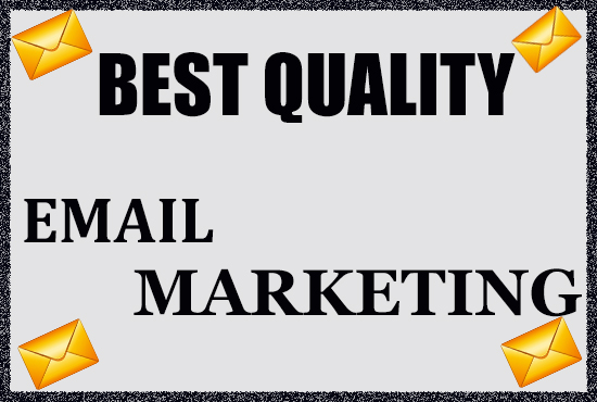 I will do 100+Email marketing for your website