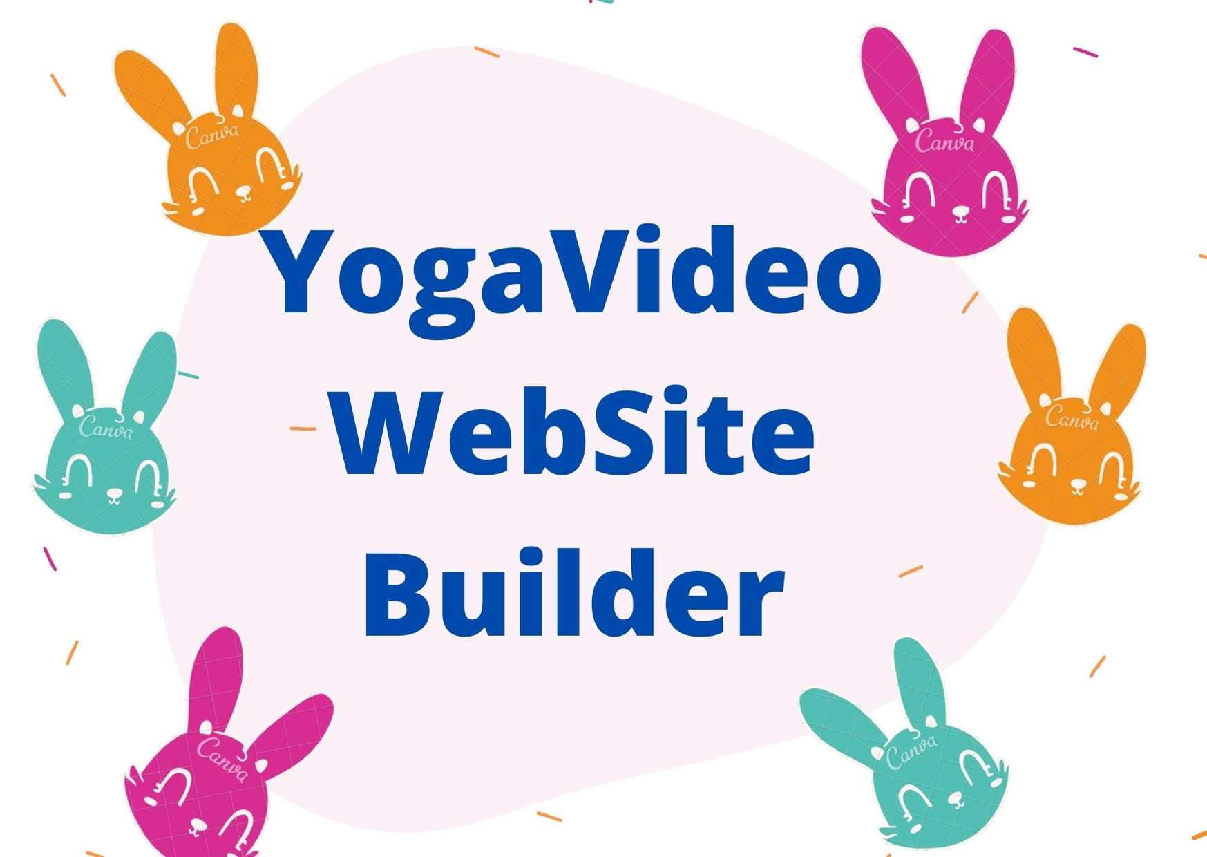 YogaVideo WebSite Builder 2021