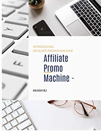 Affiliate Promo Machine Best Affiliate Software in 2021