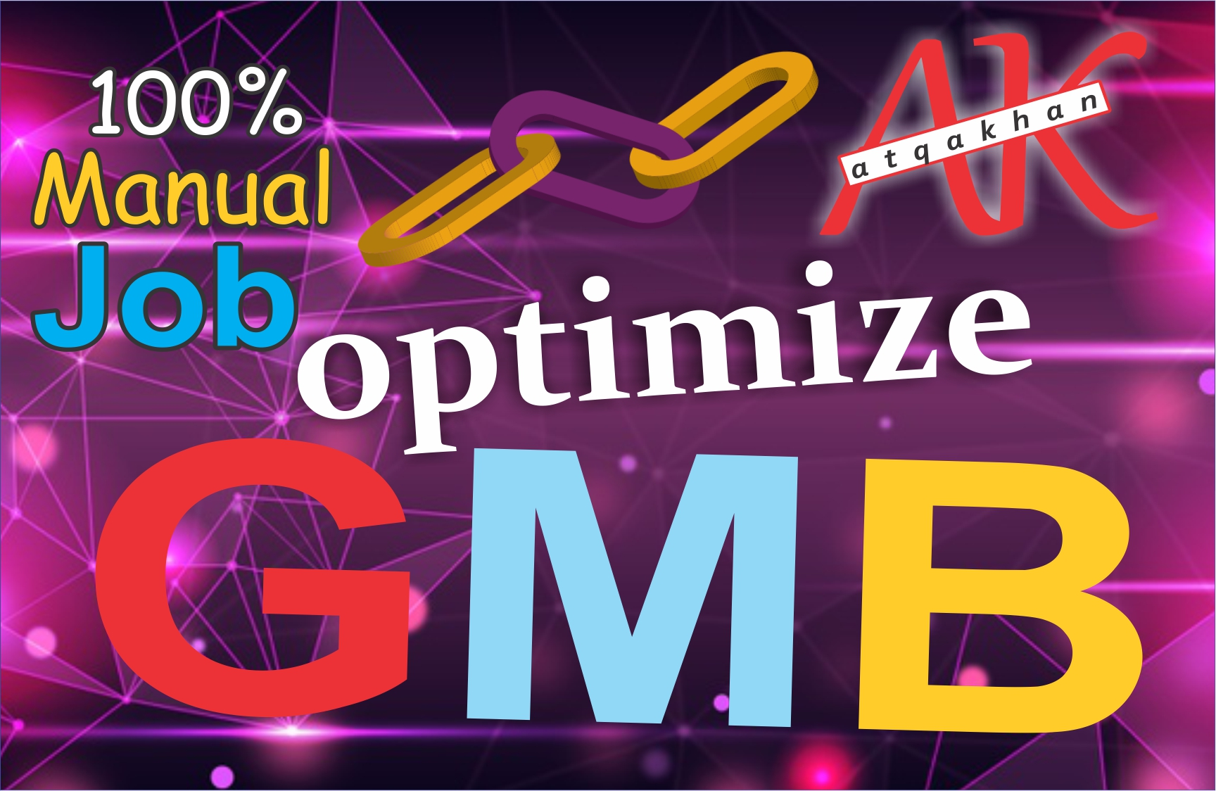 I will optimize your gmb listings 1st page on google for local seo