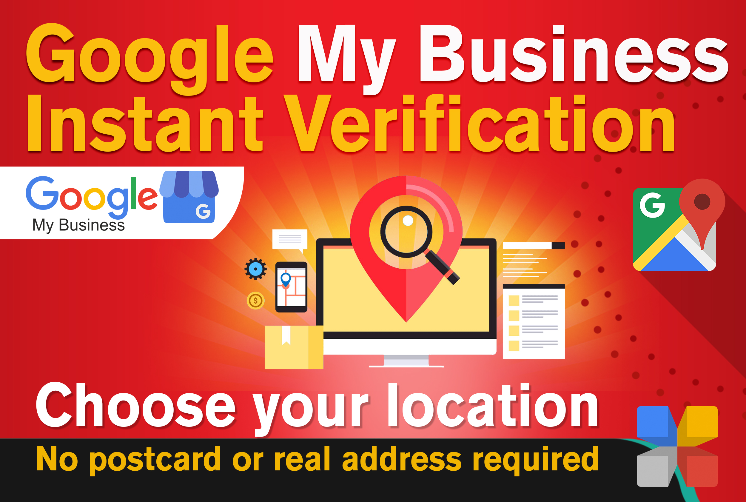 GMB Verification Done We Service Any Country Worldwide