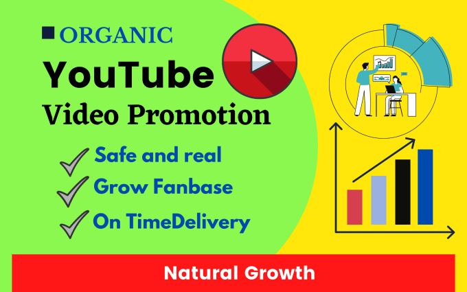 Organic you tube video marketing and viral promotion