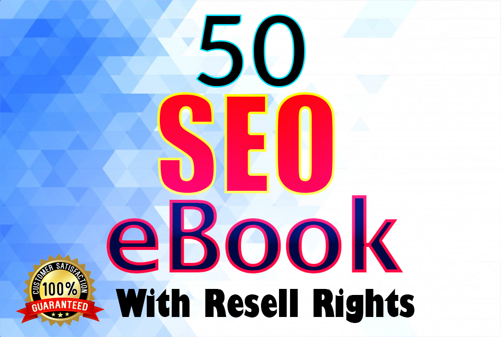 50 Professional SEO eBooks with SEO Trend 2020