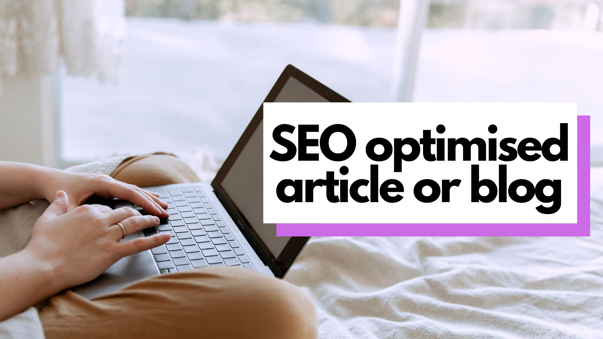 I will write compelling SEO friendly articles for your website or blog