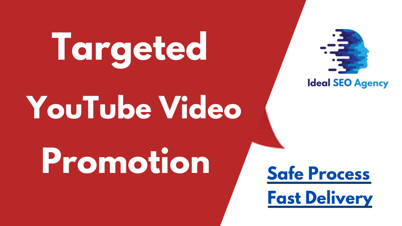 Best YouTube Video Promotion with Safe USA Audience