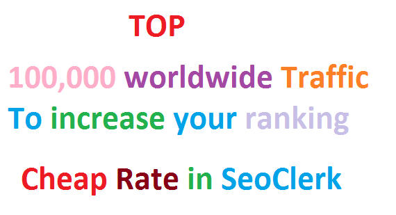 SKYROCKET Real 100,000 Worldwide Website Unlimited Traffic from Search engine Google Ranking Factors