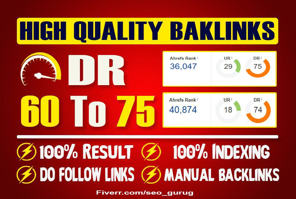 I will do, 10 dofollow seo backlinks from top brands link building top rankings