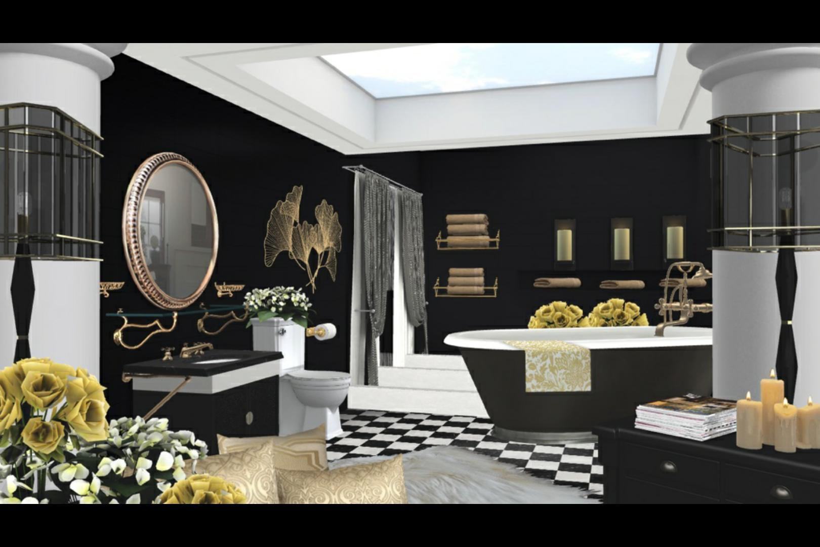 I will create HOME INTERIOR DESIGN with Realistic 3D Renders