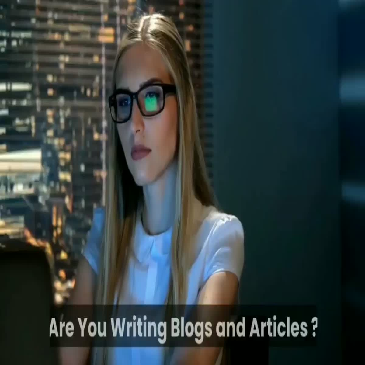 I will convert blog post, article or text to video For YouTube or any purpose