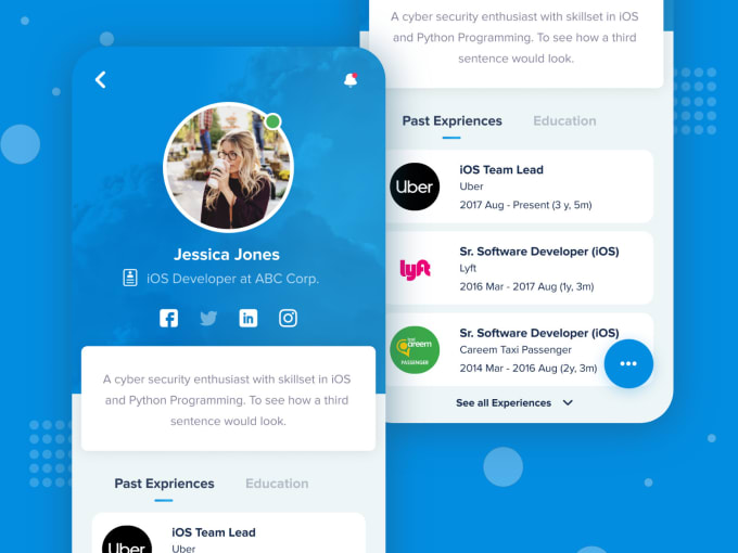 I Will Design Professional And Minimal UI UX Design For Mobile