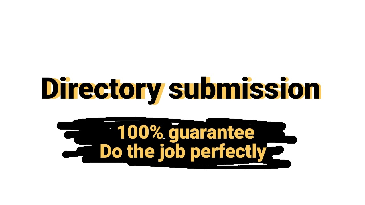 I will submit of your website to 550 directories