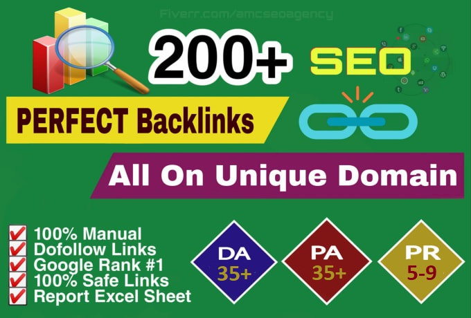 Build 200+ Backlink with with High DA/PA/TF/CF On your homepage with Unique websitelink
