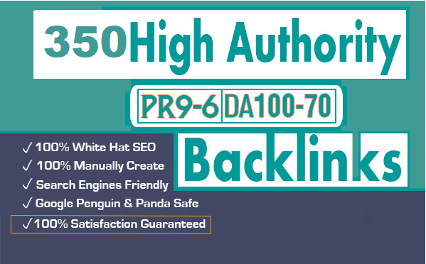 Build 350+PBN Backlink in your website hompage with HIGH DA/PA/TF/CF with unique websites