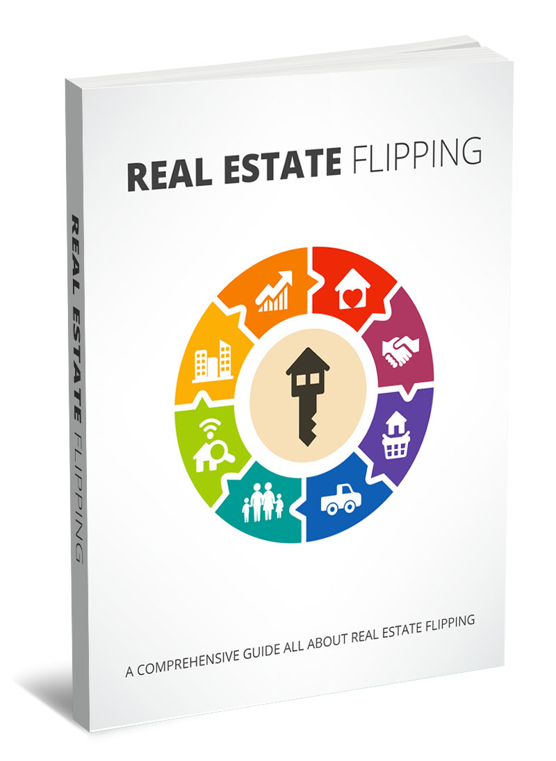I will sell quality real estate flipping e-book