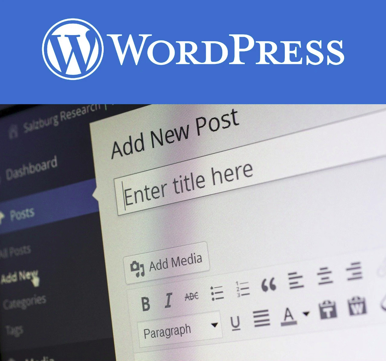 I will install and setup a wordpress website