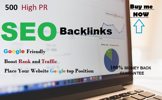 I Will create 500 Do follow High PR4-PR7 Backlinks