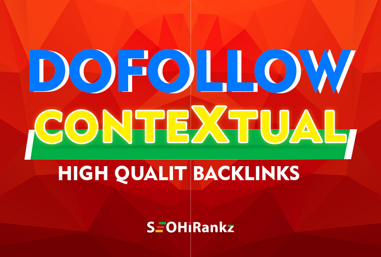 I will do best offpage SEO link building with high quality da dofollow backlinks