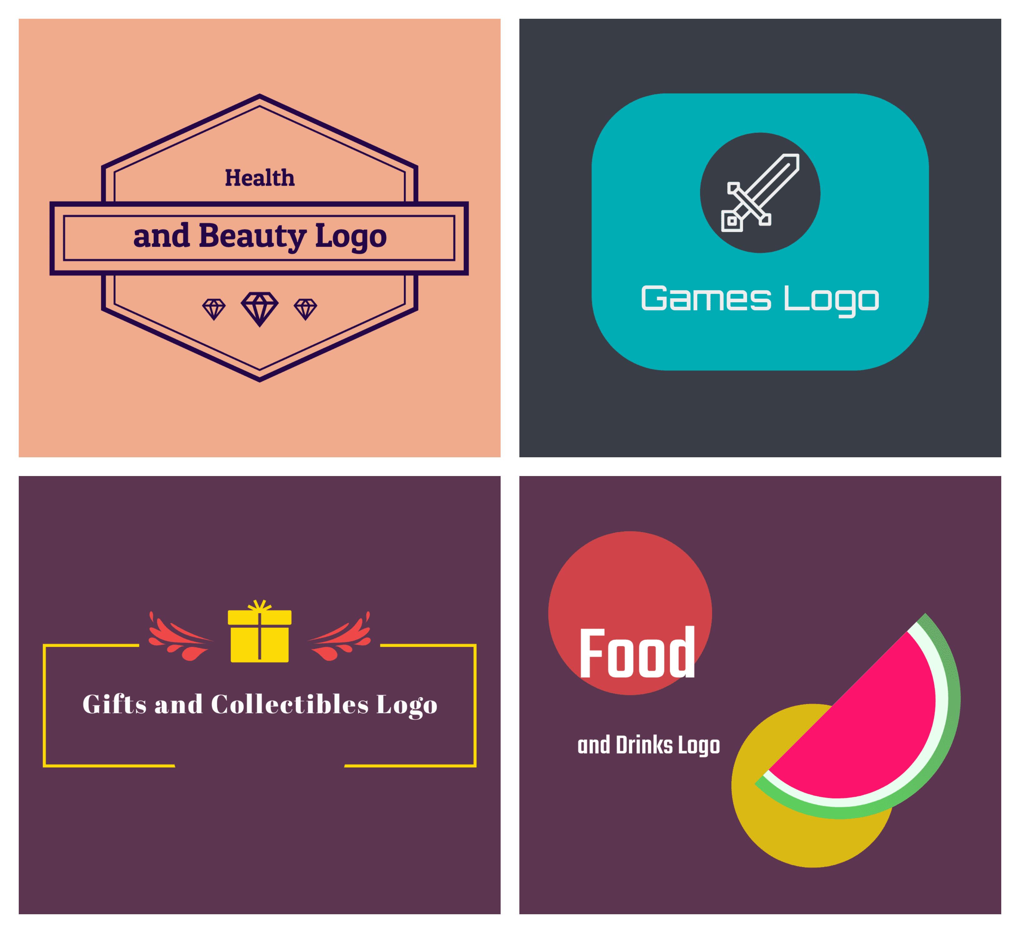 Design a Unique Professional Minimal Logo for your Niche