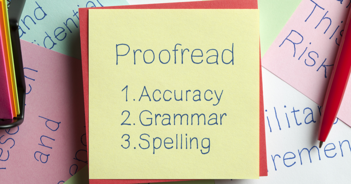 I will Proof read or Edit your any Document.