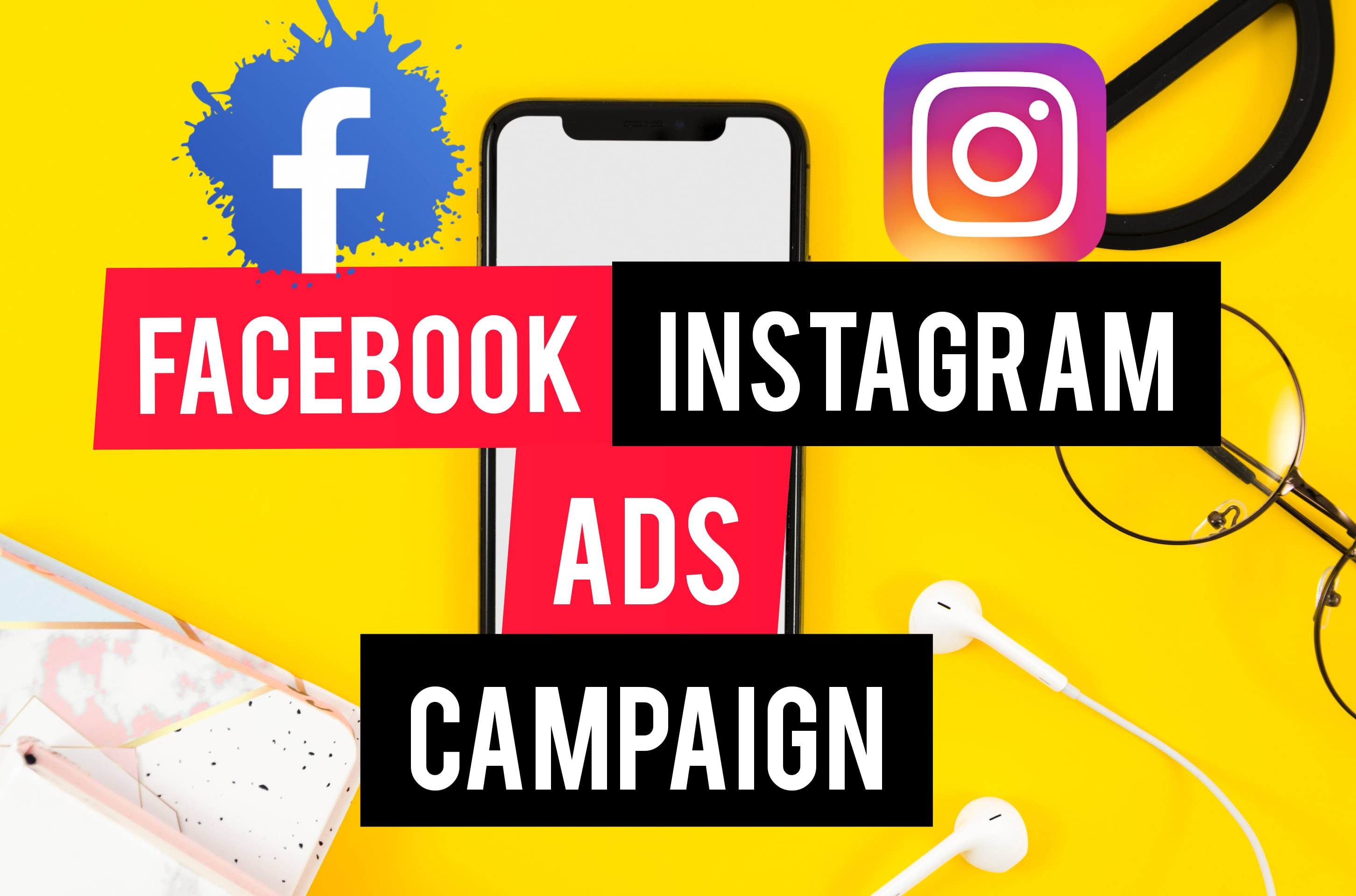I will setup your Facebook and Instagram ads campaign