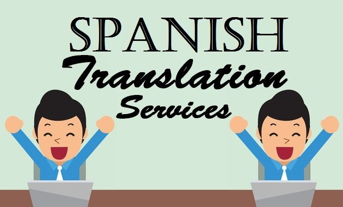 I will translate forn engish to spanish and vice versa