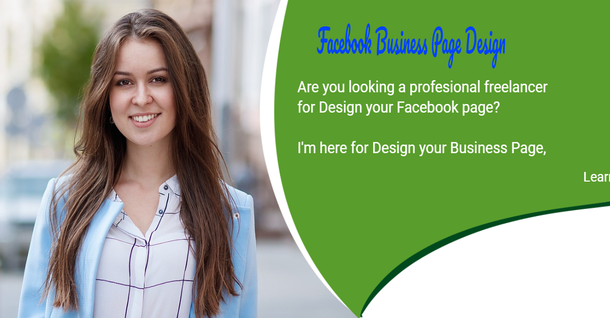I will create SEO friendly Facebook Business Page