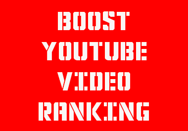 All In One Safe YouTube Promotion for YouTube Ranking