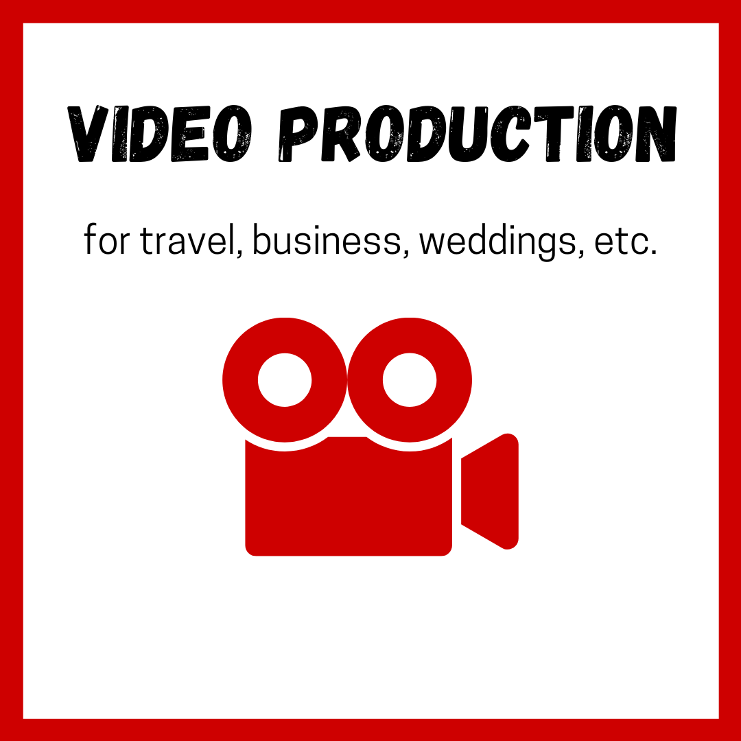 I will make you a 1-3 minute video for travel,  business,  weddings,  etc.