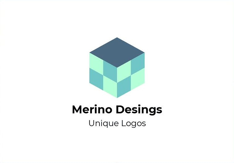 we make logo unique and simple