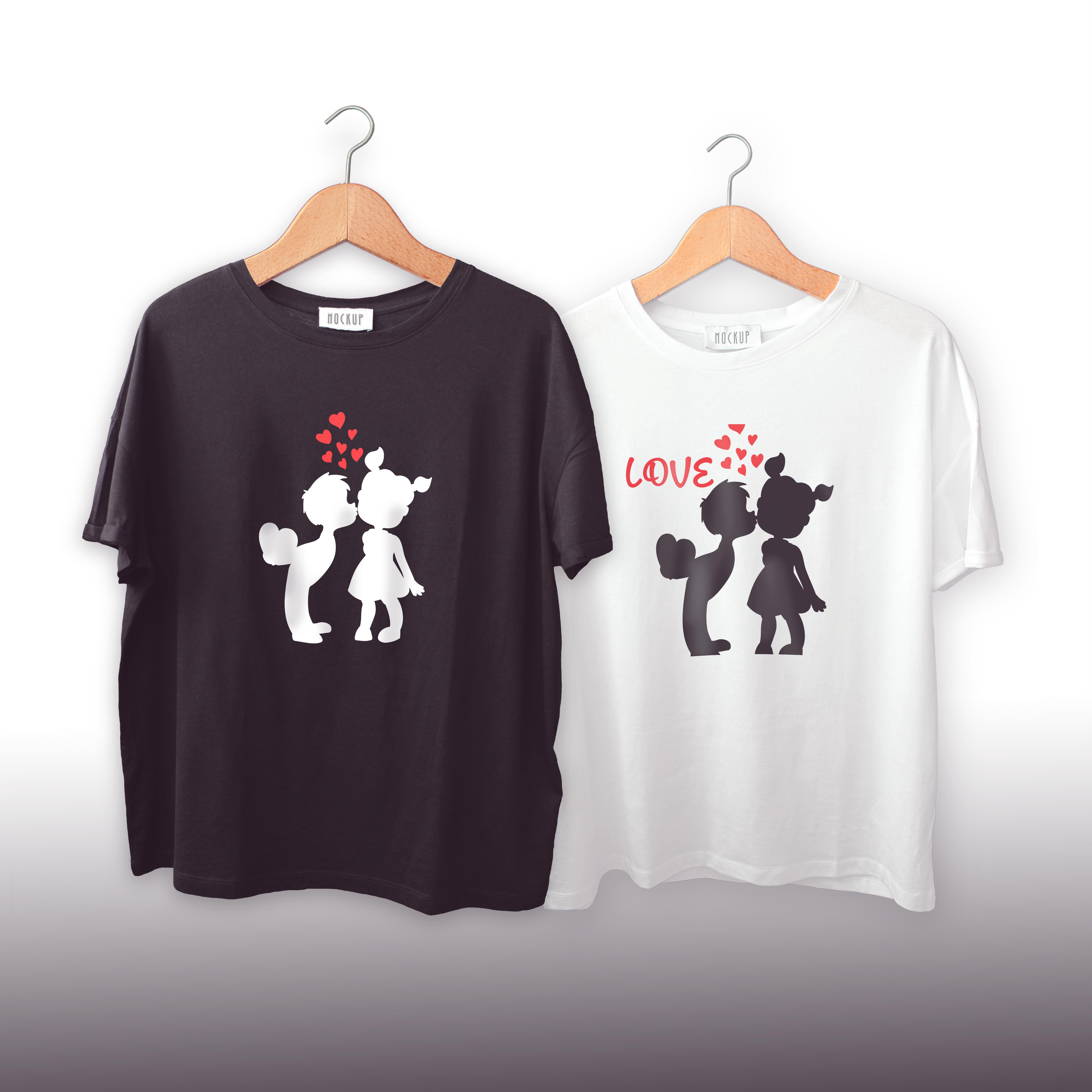 I will create unique, minimal T-shirt design