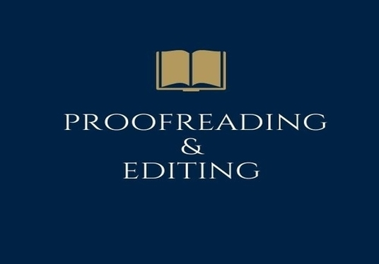 I will provide high-quality proofreading up to 3000 words