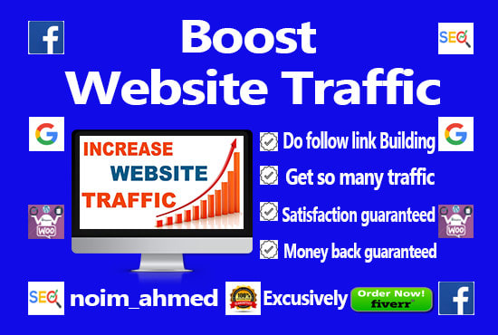 I will promote affiliate link and website link promotion