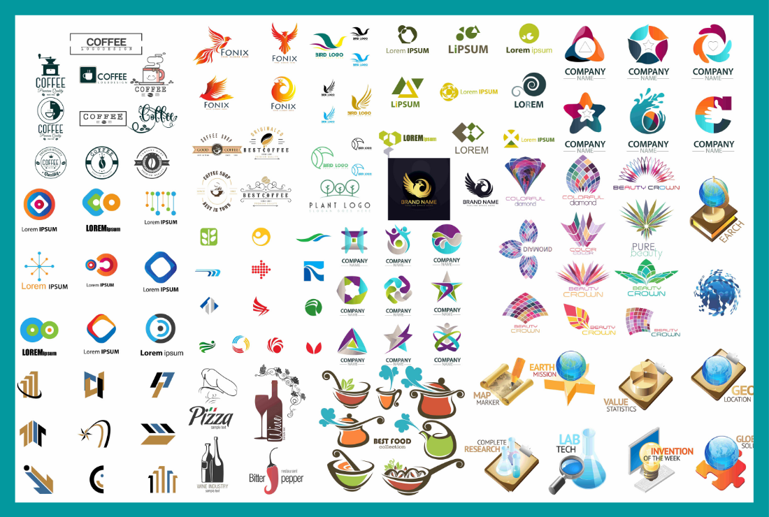 7000+ Logo Design Templates Bundle