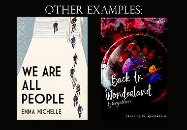 Design Professional Book or Ebook Cover