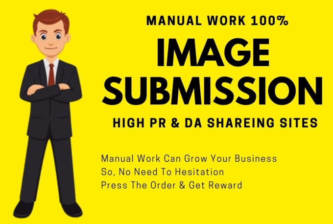 I will provide your image to 7 photo sharing sites