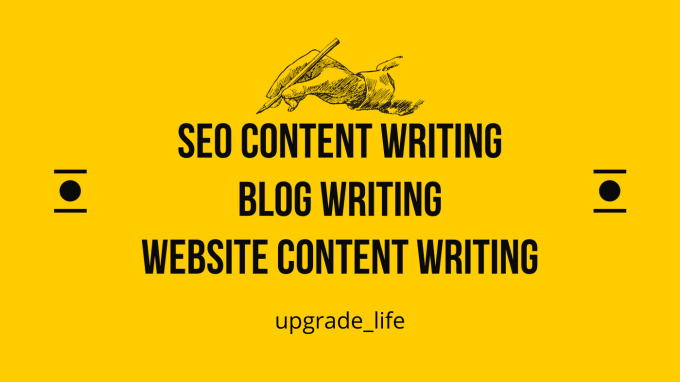 I will write 700 Words High quality SEO optimized Article