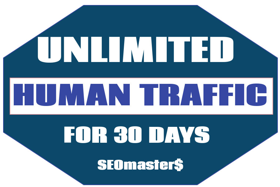 Unlimited Real Human Targeted Traffic for All websites - 2020 SEO Package