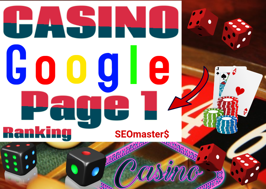 Rank 1st Page On Google or Refund Agen Judi Bola Slot Online Casino Poker Gambling Betting Websites