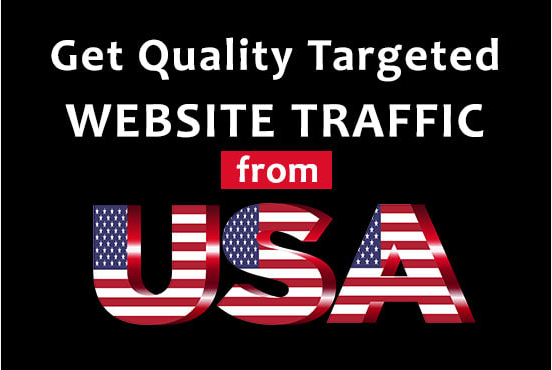 send 7000 targeted USA traffic,  organic web visitors and shopify