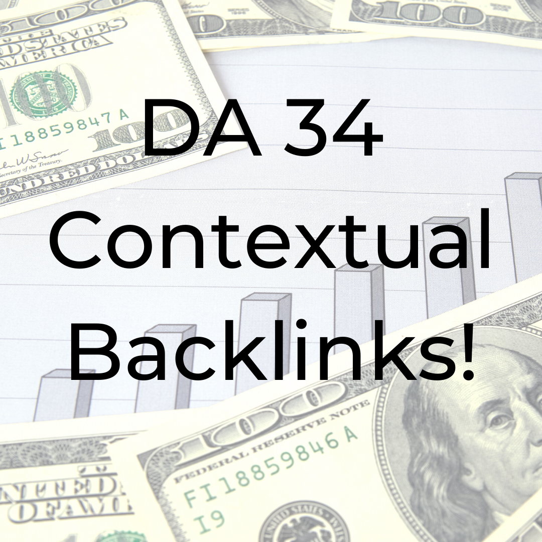 Powerful contextual backlink from DA 34 Google News Syndicated Website